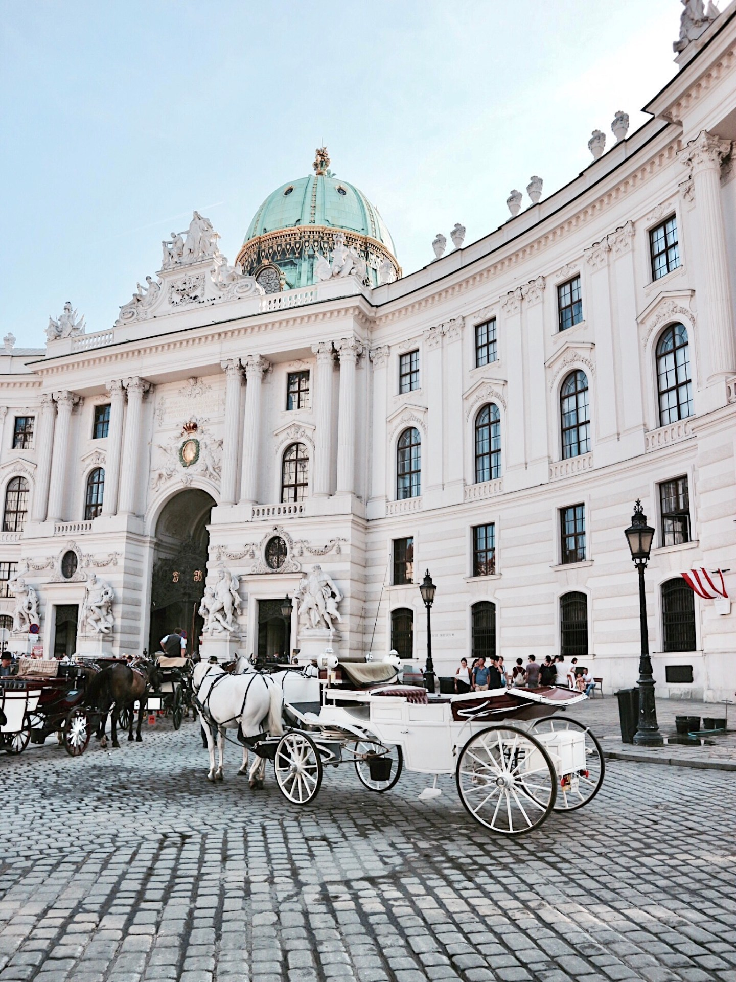 I Followed My Heart & It Led Me To The Airport   Travel Diary: Vienna, Austria