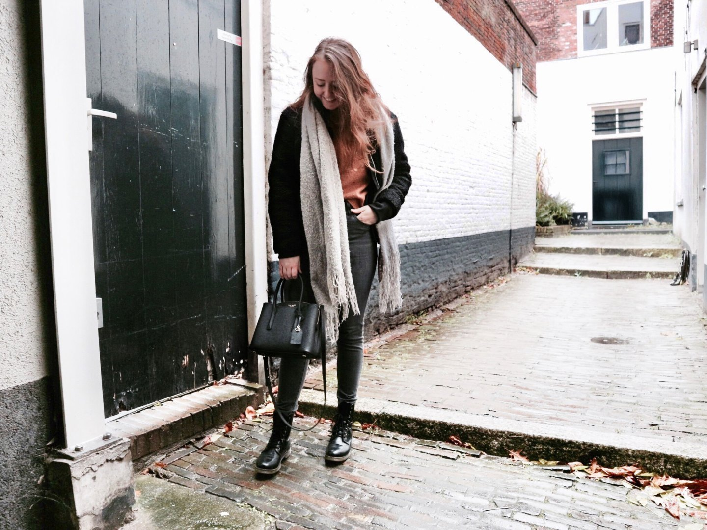Two Winter Coats Paired With One Look | Outfit