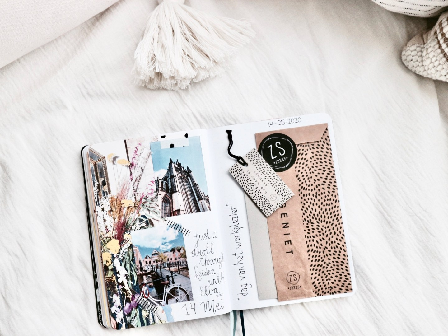 The Past Couple Of Months Through My Journal | Neeltje's Thoughts: Journaling