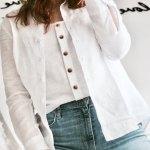 Loves Lately Arber Linnen Shirt