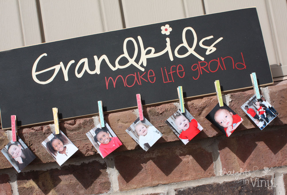 Mother S Day Craft Ideas Thoughts In Vinyl
