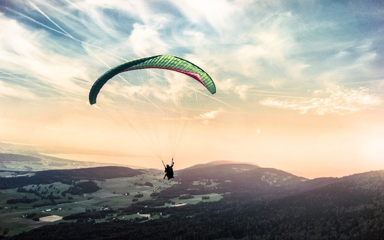 Are You an Adrenaline Junkie? 5 Experiences You Should Try Out