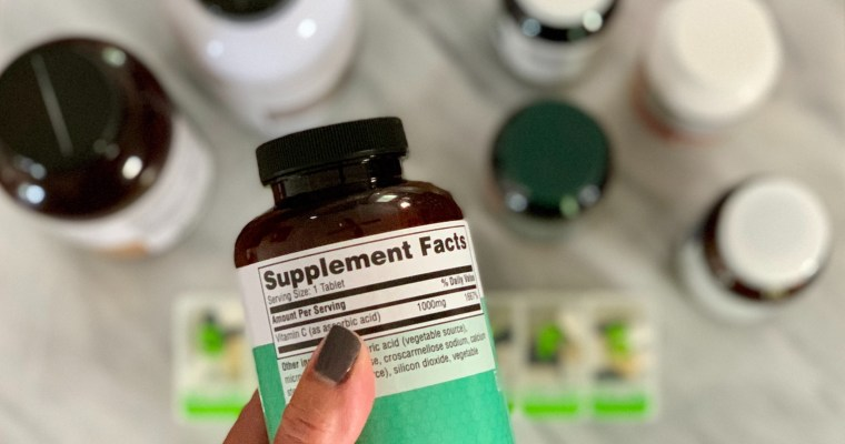 Get The Best Supplements for Your Health Goals