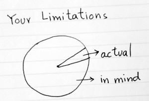 How self-limiting beliefs hold you back