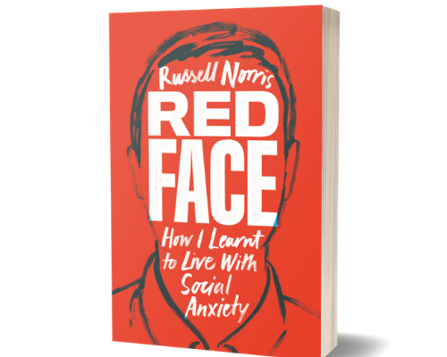 REDFACE By Russell Norris