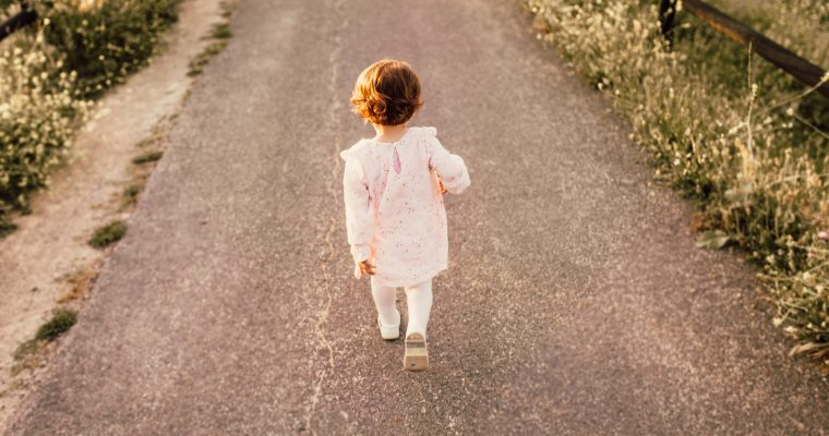 Six Things You Need To Know About Your Walking Toddler