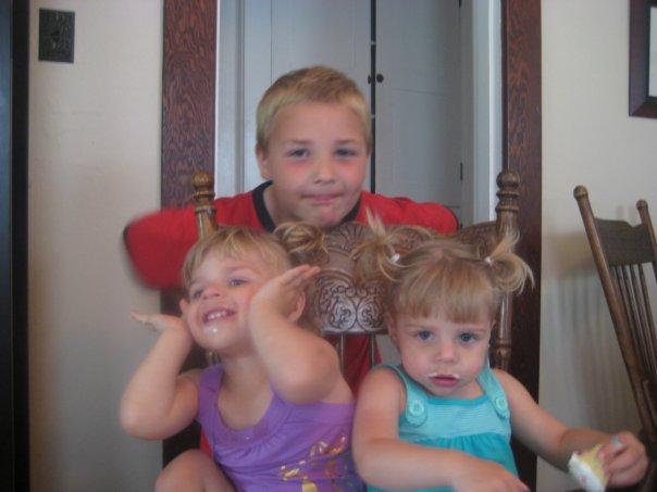 sarah centrella's kids 2009