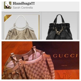 manifest Gucci bag #HBRMethod