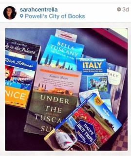 Italy travel books