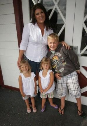 sarah centrella and kids