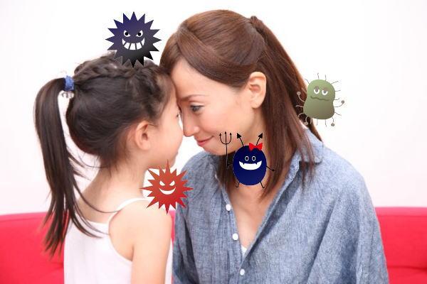 幼児 インフルエンザ