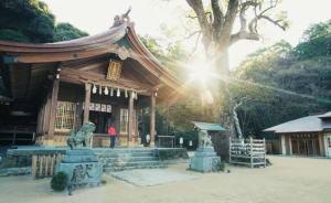 宝満宮竈門(かまど)神社
