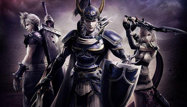 Dissidia NT Final Fantasy
