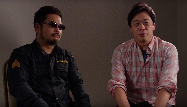 Hajime Tabata y Katsuhiro Harada - Tekken 7 - Noctis Lucis Caelum Pack
