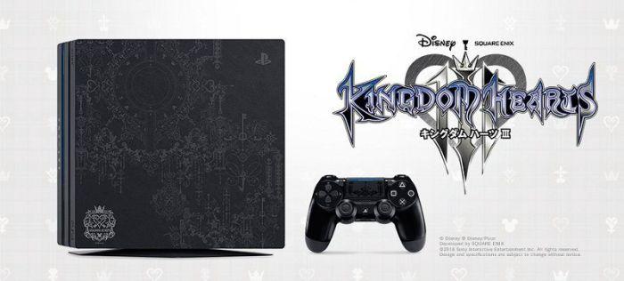 Kingdom Hearts III PS4 Pro