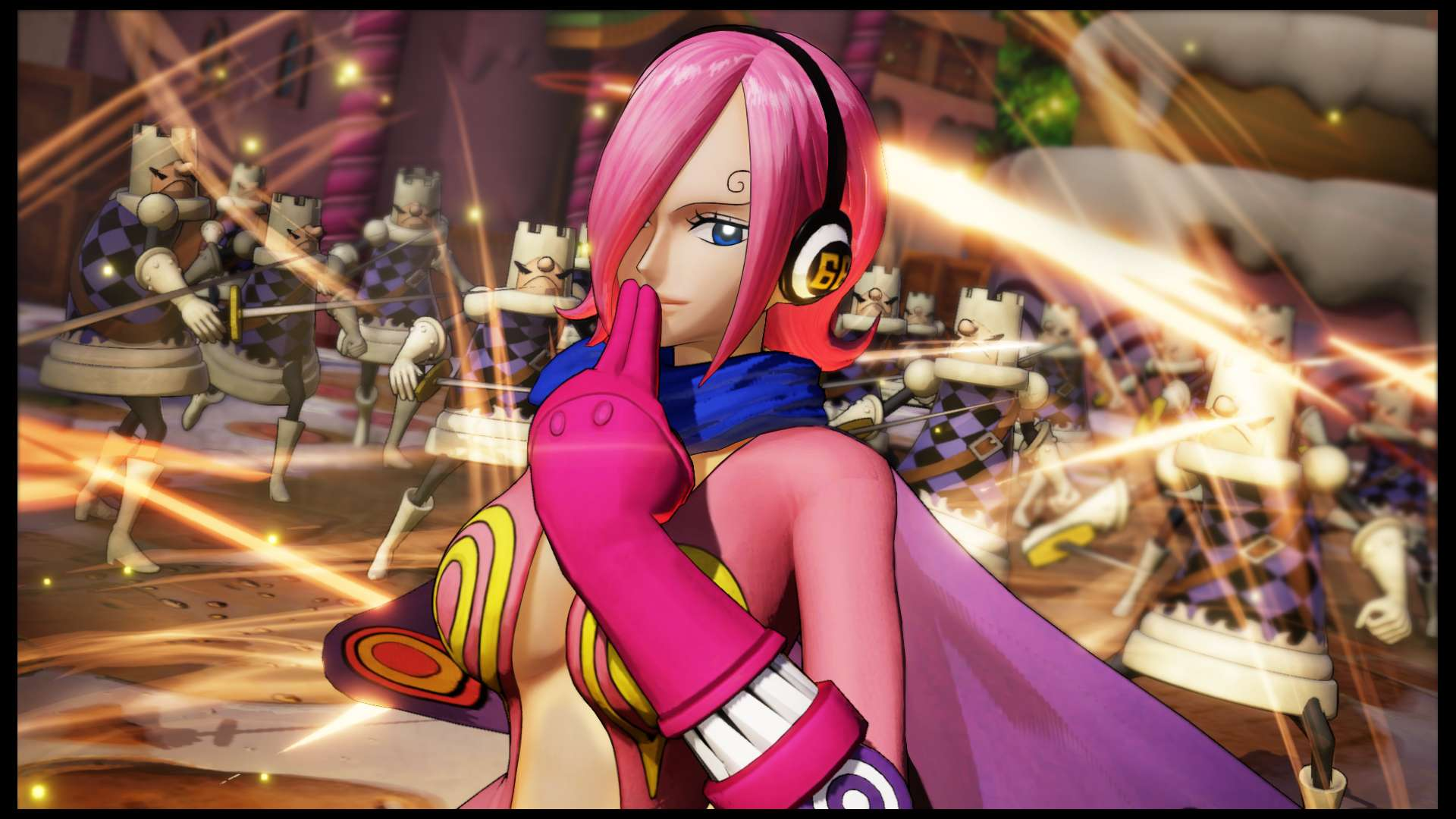 Image result for reiju one piece pirate warriors