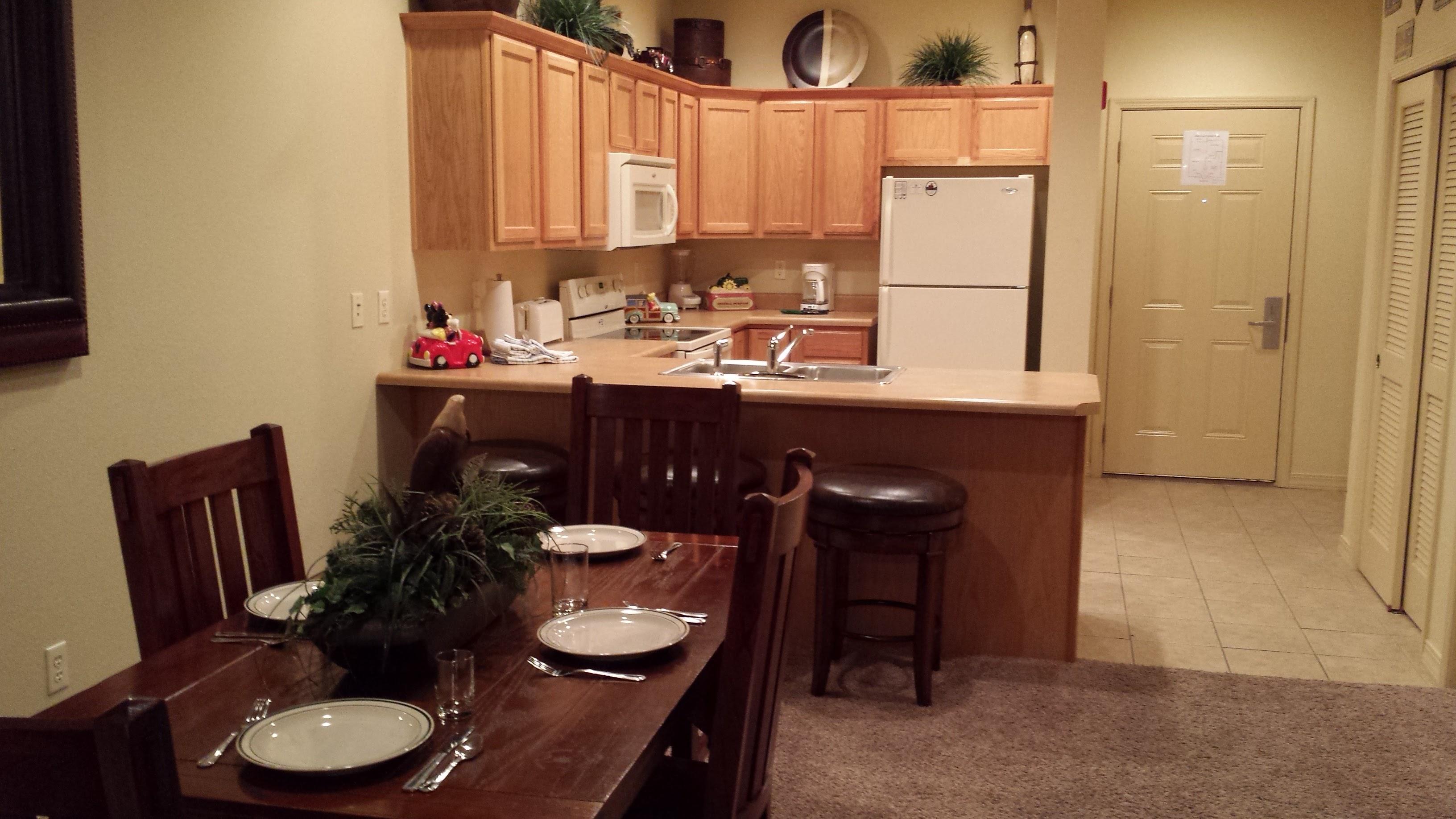 one bedroom condo.  One Bedroom Condos in Branson Missouri ThousandHills com