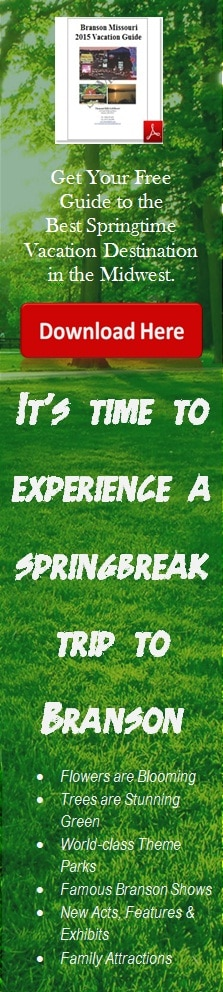 Spring Break Call To Action