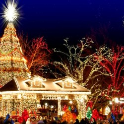 Spend the Christmas Season in Silver Dollar City - ThousandHills.com