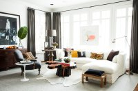 Sophisticated Urban Living Room - Thou Swell