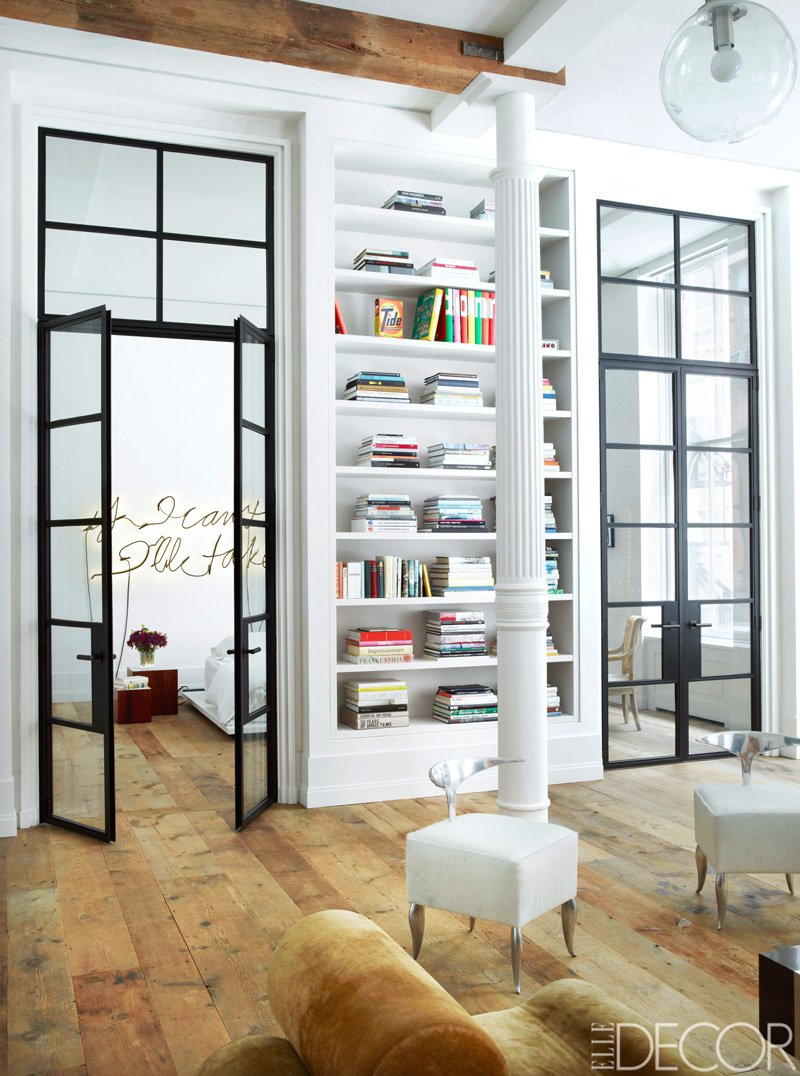 The Edgy Loft of a Soho Design Duo  Thou Swell