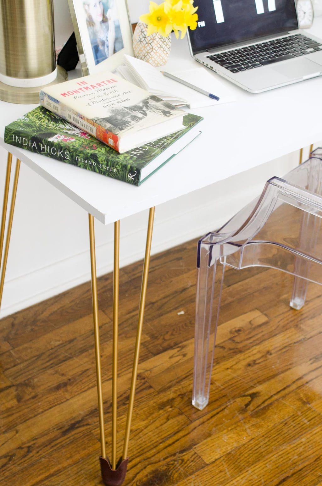 Cheap White Desk Chair