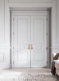 Elevated Style with Moulding & Trim