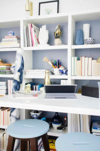 Designing a Modern Standing Desk Office - Thou Swell