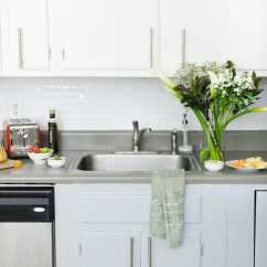 Kitchen Upgrades Designs With Islands Easy Renter Friendly Thou Swell When It Comes To Rental Decor Kitchens Can Be The Trickiest Spaces Customize But You Consider Surface By Find Some Temporary