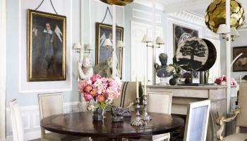 Swell Shopping: Parisian Dining Room - Thou Swell