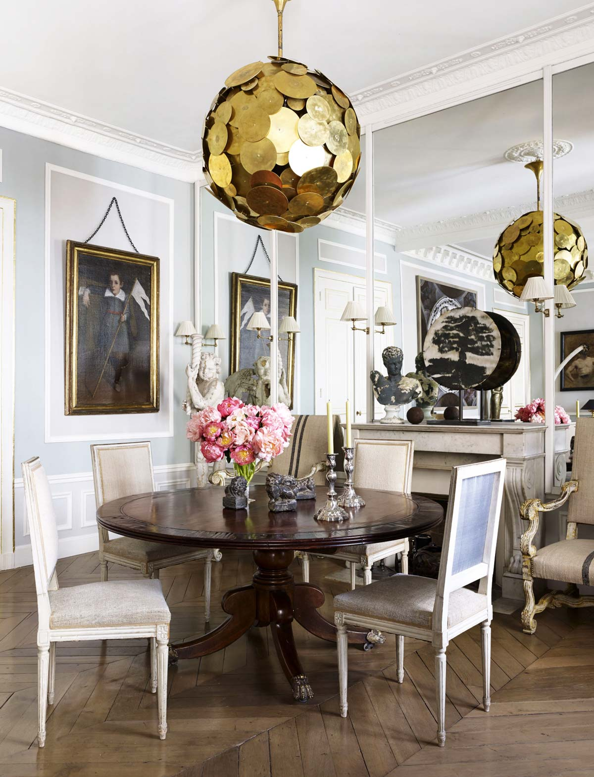 Great SWELL SHOPPING: ELEGANT DINING ROOM