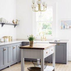 Freestanding Kitchen Island Faucets Repair Stylish Islands Carts Thou Swell Via Devol Kitchens