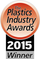2015 plastics industry award winner