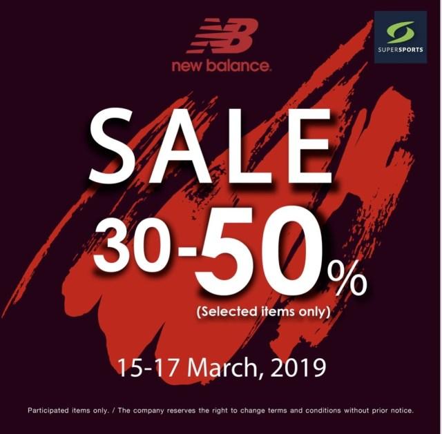 Supersports สินค้า ลดราคา 1 แถม 1 ที่ ซุปเปอร์สปอร์ต ประจำเดือน เมษายน 2562