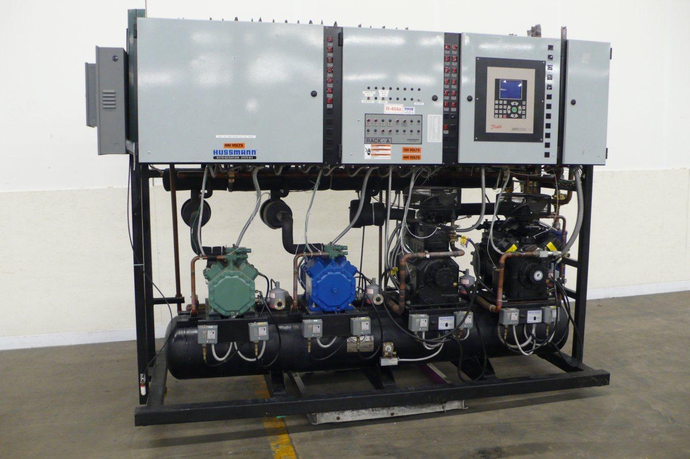copeland discus wiring diagram tree game hussmann 30 hp low temp freezer refrigeration rack