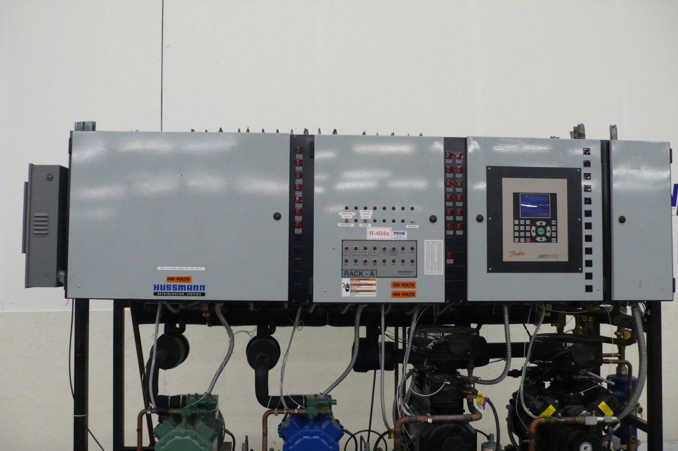 copeland discus wiring diagram comelit hussmann 30 hp low temp freezer refrigeration rack