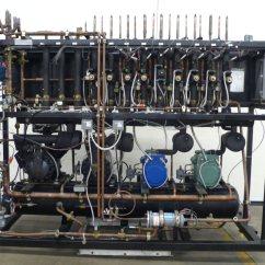 Copeland Discus Wiring Diagram 4 Channel Relay Module Hussmann 30 Hp Low Temp Freezer Refrigeration Rack