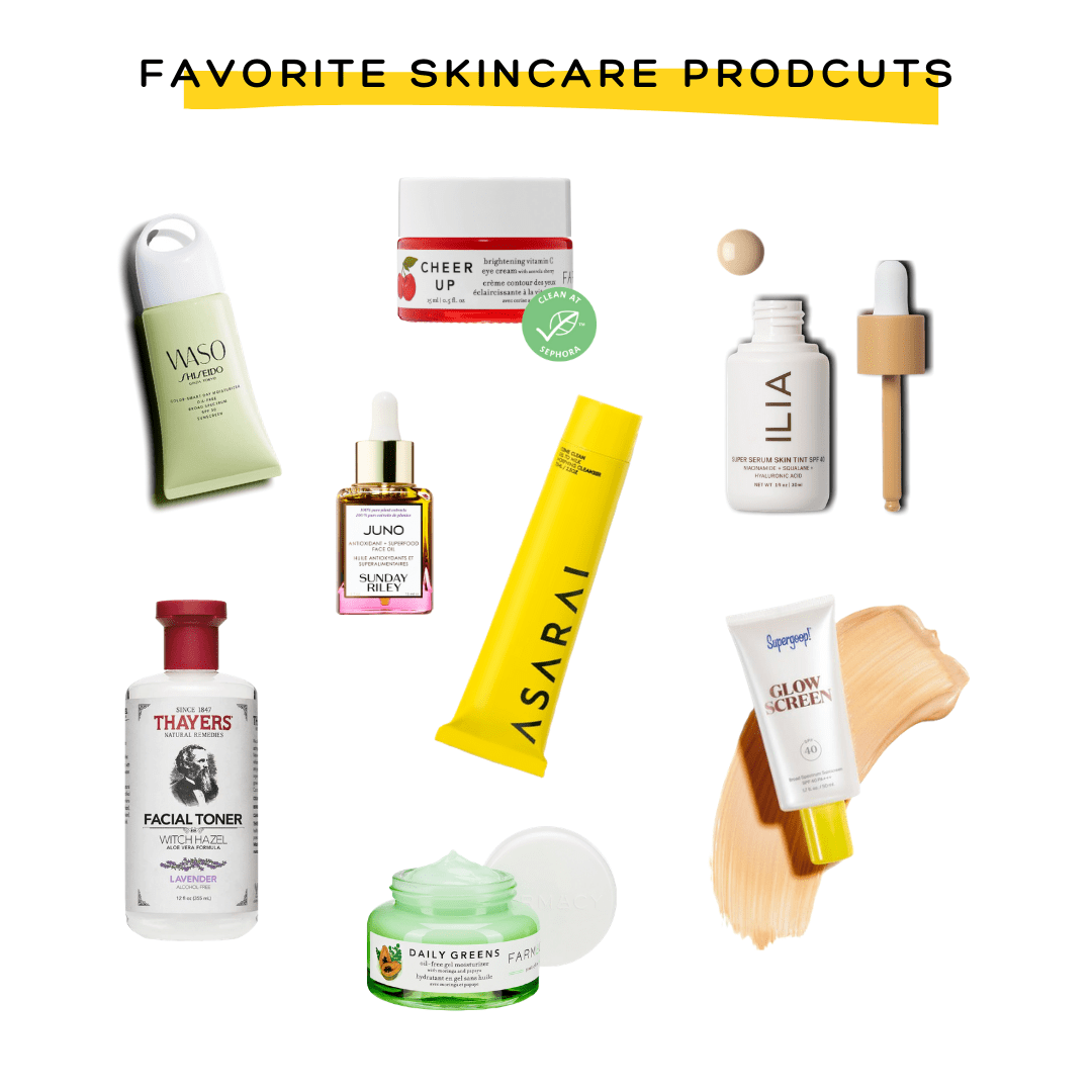 Favorite Skincare Products During Pregnancy Thread So