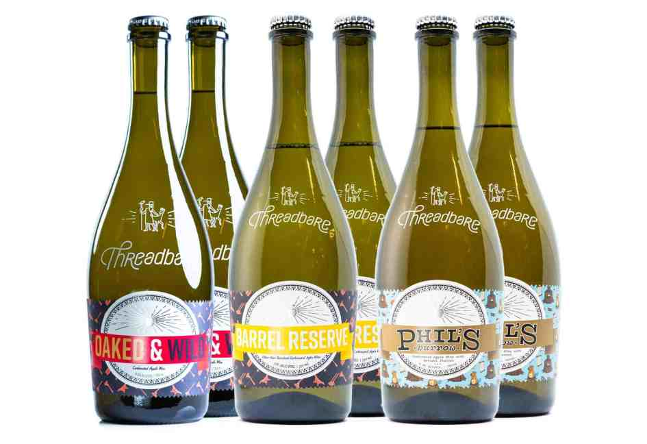 Threadbare Barreled Cider Bundle