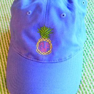 mgm blue cap