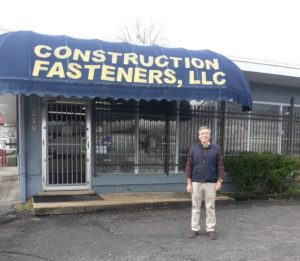 Threaded Fasteners. Inc. Expands Meridian MS