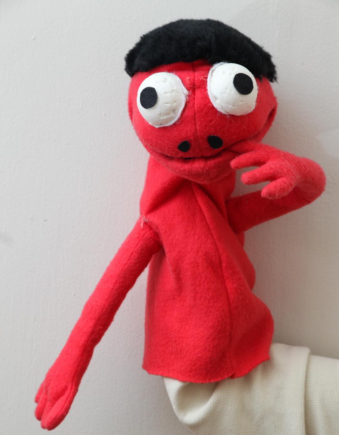puppet like muppet