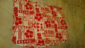 retro Kaftan shirt