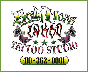 BodyMooe Inked - Three Brothers Shopping Plaza