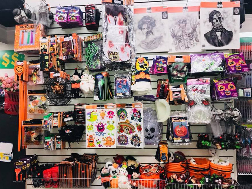 Three Brothers in Baltimore will get you into the holiday spirit! We have seasonal decorations for Valentine's Day, St. Patrick's Day, Easter, 4th of July, Halloween, Thanksgiving, Christmas & New Years!