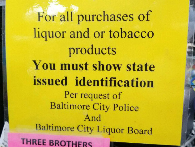 Three Brothers Baltimore - Policies