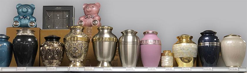 Cremation Urns & Keepsakes in Baltimore City