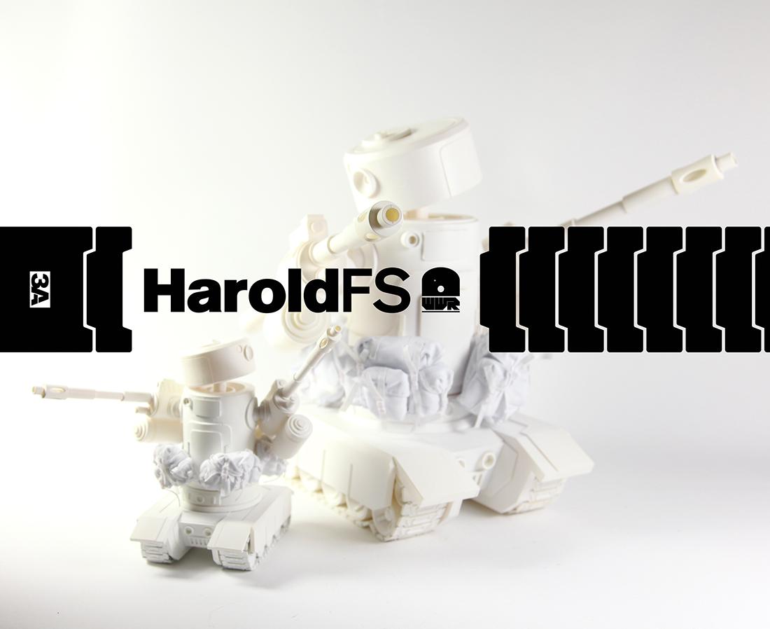 Harold DIY