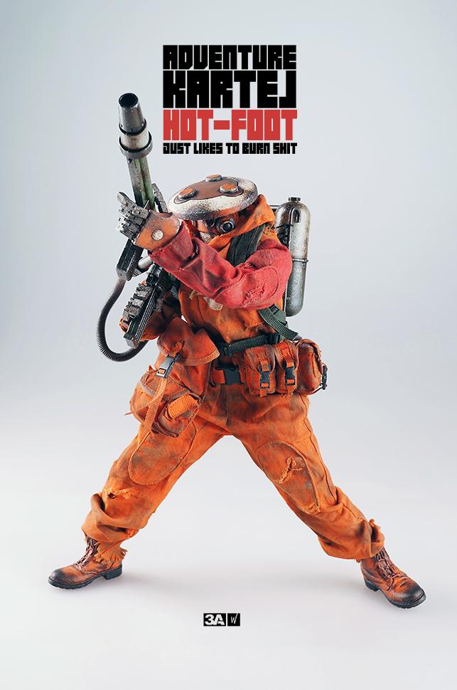 Hot-Foot