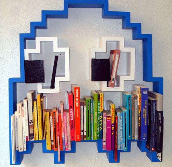 Pacman-Ghost-Bookshelf-572.46
